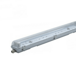 2ft, 4ft & 5ft Single LED Non Corrosive Body IP65