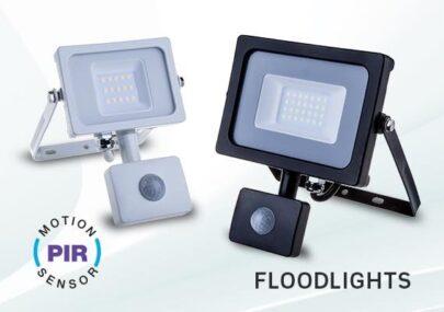 Sensor LED Flood Lights